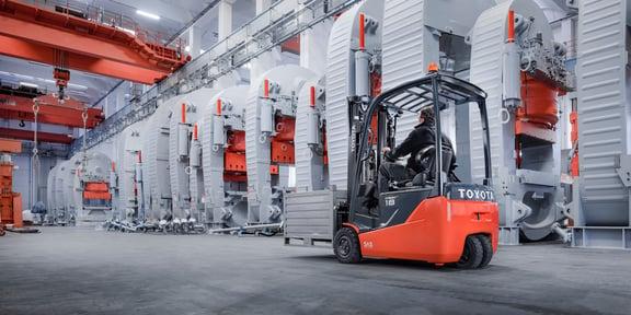 Qu'est-ce que la mécanisation d'un entrepôt logistique ?