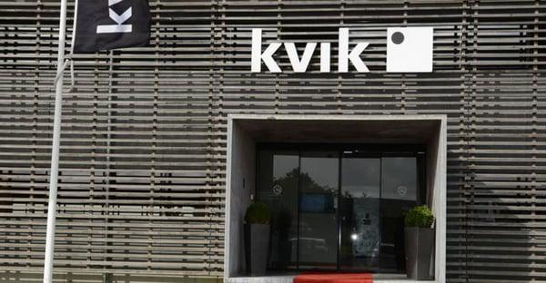 Les chariots automatisés (AGV) Toyota permettent d'améliorer les opérations logistiques de Kvik